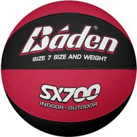 Baden Sx700 Basketball - Size 7, Red/black