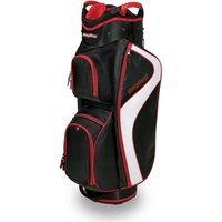 Bagboy C-500 Golf Cart Bag - Black/red