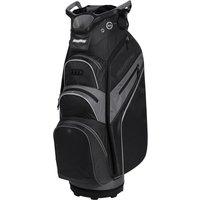 Bagboy Lite Rider Pro Golf Cart Bag - Black/grey