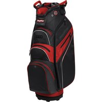 Bagboy Lite Rider Pro Golf Cart Bag - Black/red