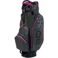 Big Max Aqua Sport 2 Golf Cart Bag - Grey/Pink