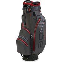 Big Max Aqua Sport 2 Golf Cart Bag - Grey/Red