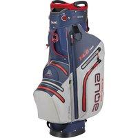 Big Max Aqua Sport 3 Golf Cart Bag - Navy/Grey