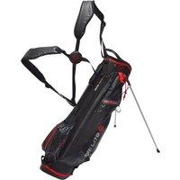 Big Max Dri Lite 7 inch Lightweight Stand Bag - Black/Red