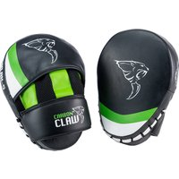 Image of Carbon Claw Arma AX-5 Synthetic Leather Curved Hook and Jab Pads