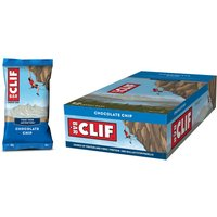 Image of Clif Energy Bars - Pack of 12 - Chocolate Chip