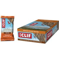 Image of Clif Energy Bars - Pack of 12 - Peanut Butter