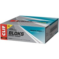 Image of Clif Shot Bloks - Pack of 18 - Tropical