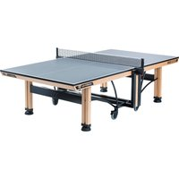 Cornilleau ITTF Competition Wood 850 Rollaway Table Tennis Table - Grey