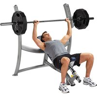 Image of Cybex Free Weights Olympic Incline Bench