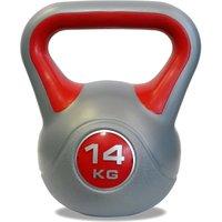 Image of DKN 14kg Vinyl Kettlebell