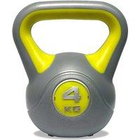 Image of DKN 4kg Vinyl Kettlebell