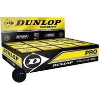 Dunlop Pro Squash Balls 1 Ball Box 12