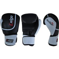 Image of Exigo Boxing Ultimate Leather Sparring Gloves - 12oz