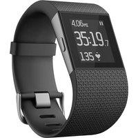 Fitbit Surge GPS Watch - Black, Large