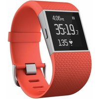 Fitbit Surge GPS Watch - Orange, Large