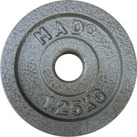 Fitness Mad 1 Inch Weight Plate -1.25Kg