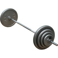 Fitness Mad 6ft Straight Bar