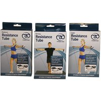 Fitness Mad Resistance Tube And User Guide - Light