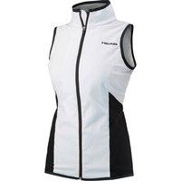 Head Club Ladies Sleeveless Jacket - White, S