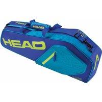 Head Core Pro 3 Racket Bag - Blue/Yellow