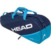 Head Elite Combi 6R Racket Bag - Navy/Blue