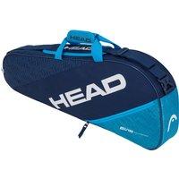 Head Elite Pro 3 Racket Bag - Navy/Blue