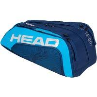 Head Tour Team Monstercombi 12R Racket Bag - Navy/Blue