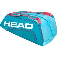 Head Tour Team Monstercombi 12R Racket Bag - Blue/Pink