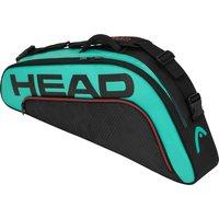 Head Tour Team Pro 3R Racket Bag - Black/Blue