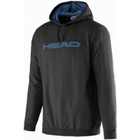 Head Transition Byron Mens Hoody - Black / Blue, S