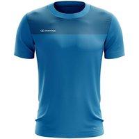 Image of Jartazi Bari Mens Poly T-Shirt - Blue, L