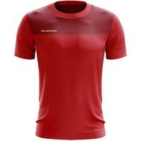 Image of Jartazi Bari Mens Poly T-Shirt - Red, L