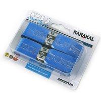 Karakal PU Super Replacement Grip - 2 grips - Blue