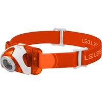 LED Lenser SEO3 Headlamp - Orange