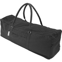 Lotus Design Large Yoga Mat Bag - Black