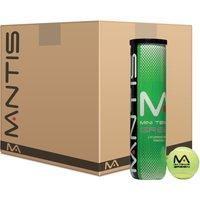 Mantis Stage 1 Green Tennis Balls - 12 dozen
