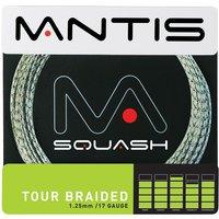 MANTIS Tour Braided 17G 10m Set White Black