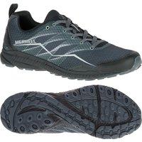 Merrell Trail Crusher Mens Running Shoes - Grey/Black, 7.5 UK