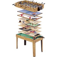 Mightymast 34-in-1 Multiplay Games Table