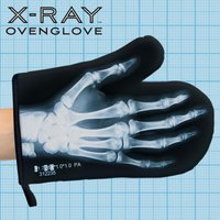 Mustard X-Ray Oven Glove