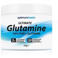 Image of Optimum Health Ultimate L-Glutamine 250g