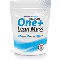 Image of Optimum Health Ultimate One+ Lean Mass 2kg - Belgian Chocolate