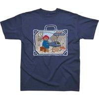 Paddington Bear Station Kids T-Shirt - 5 - 6 Years