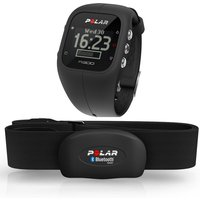 Polar A300 Fitness and Activity Monitor with Heart Rate - Black