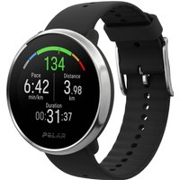 Polar Ignite GPS Fitness Watch with Heart Rate - Black, M / L