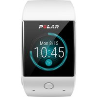 Polar M600 Android Wear GPS Sports Smartwatch - White
