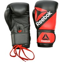 Reebok Combat Leather Training Gloves - 16oz