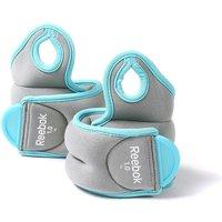 Image of Reebok Womens Training 2 x 1kg Wrist Weights