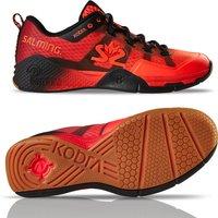 Salming Kobra 2 Mens Indoor Court Shoes - Red/black, 10 Uk